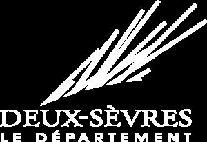 logo Le département blanc
